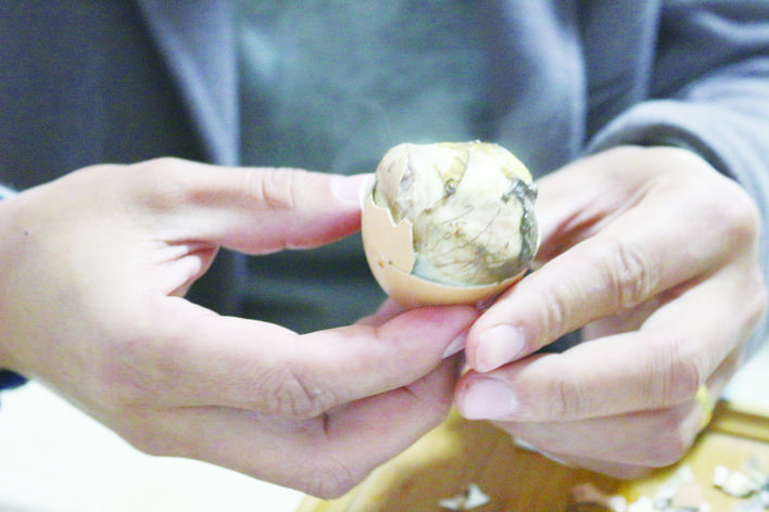 兰溪:一席凤凰蛋 一抹故乡味